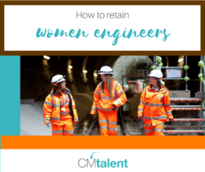 retaining highly skilled women