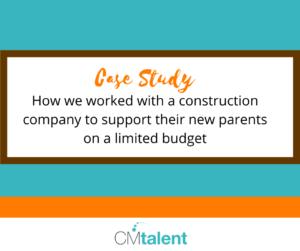 construction company case study