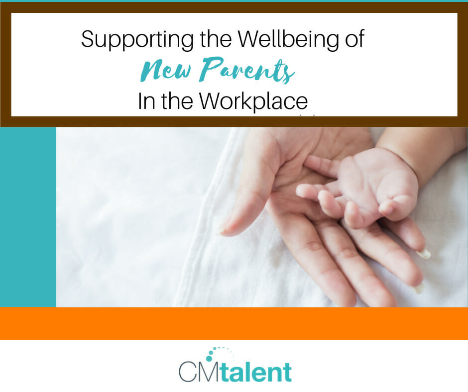 Supporting the wellbeing of new parents